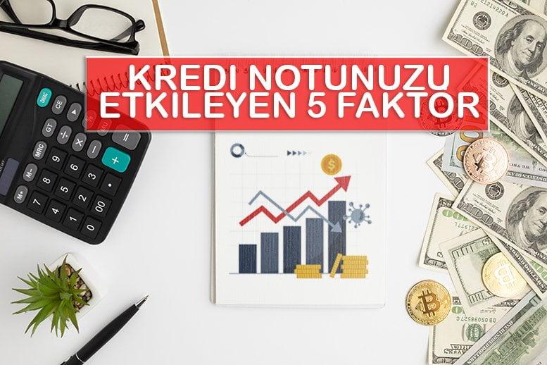 kredi basvurusunu etkileyen 5 faktor 2